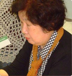 菊田 映子(しぼり染作家)