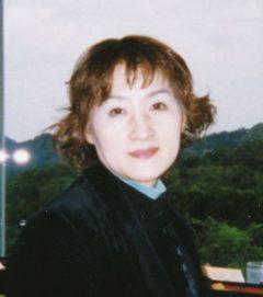 藤中 英子(公益財団法人日本習字教育財団 八段位)