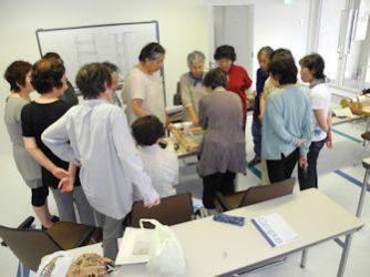 織物教室(応用)