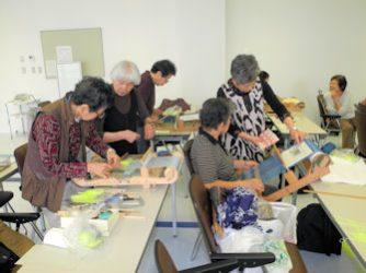 織物教室(創作)