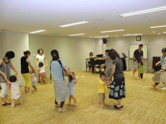 親子リトミック教室